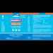 Eskimo®-3 Bright Kids Fish Oil Jelly Splats Label