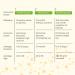 MegaMag Perimeno Plus Hormonal Phase Chart