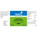 Ultra Potent Vitamin C Powder 232g (Approx. 122 Servings) Label