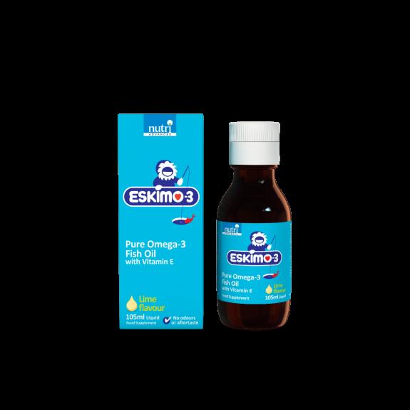 Eskimo-3® Fish Oil 105ml