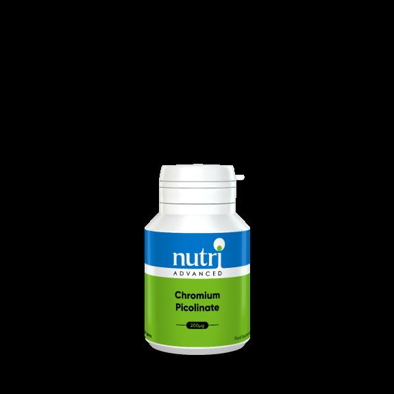 Chromium Picolinate 90 Tablets
