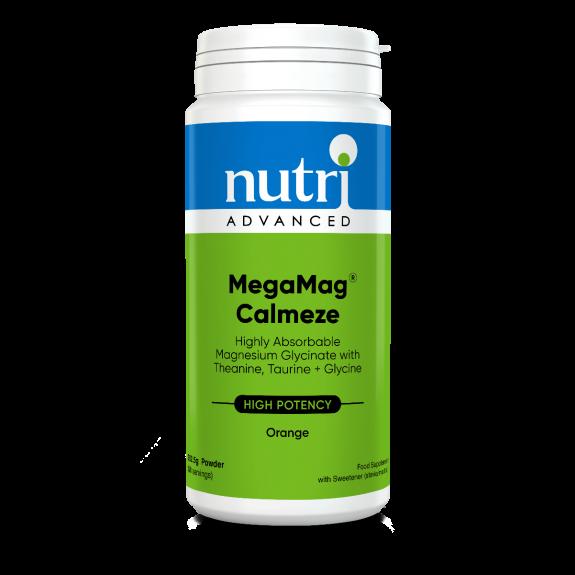 MegaMag Calmeze Orange Powder