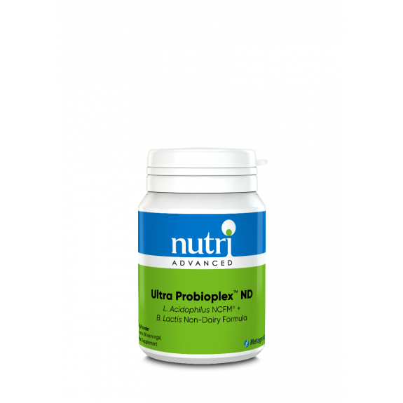 Ultra Probioplex™ ND Probiotic Powder 50g (Approx. 66 Servings)