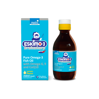 Eskimo®-3 Brainsharp Fish Oil 210ml