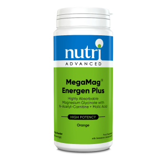 MegaMag Energen Plus Orange Magnesium Powder