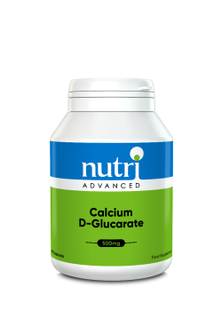 Calcium D-Glucarate 90 Capsules