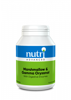 Marshmallow & Gamma Oryzanol 90 Capsules
