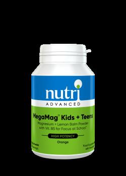 MegaMag Kids + Teens Magnesium Powder