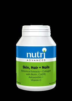 Skin, Hair + Nails