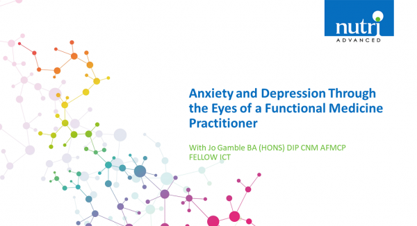Anxiety and Depression Through the Eyes of a Functional Medicine Practitioner