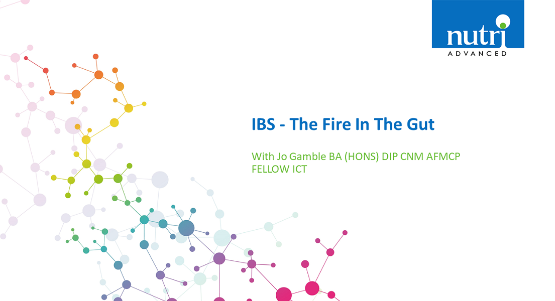 IBS - The Fire In The Gut