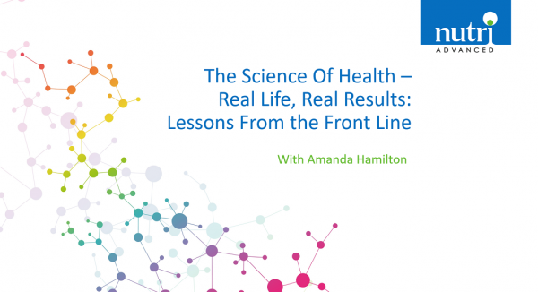 The Science Of Health - Real Life, Real Results: Lessons From the Front Line