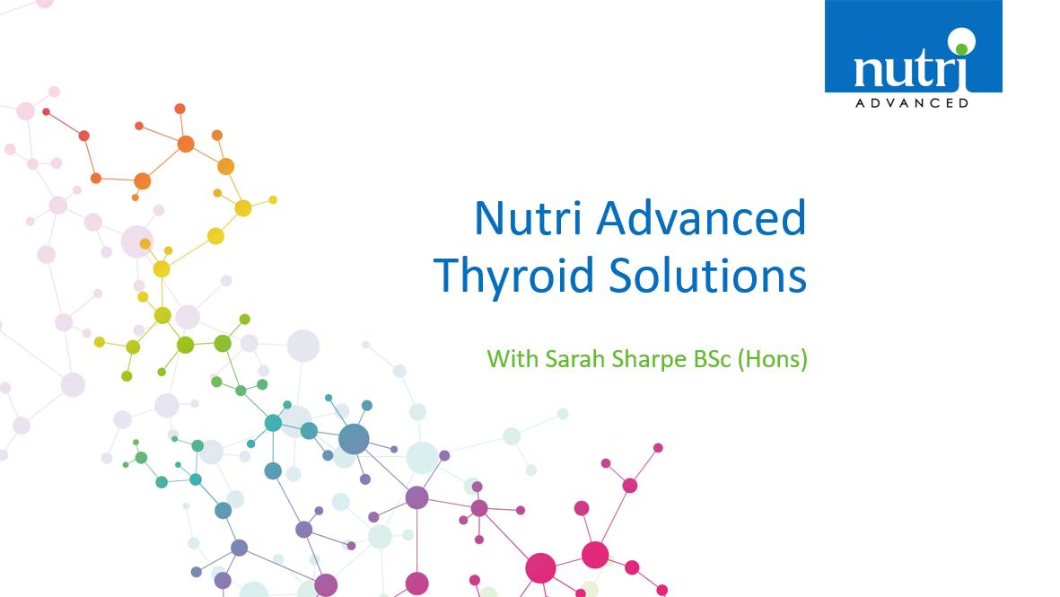 Nutri Advanced Thyroid Solutions