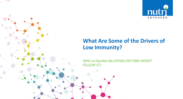 What Are Some of the Drivers of Low Immunity?