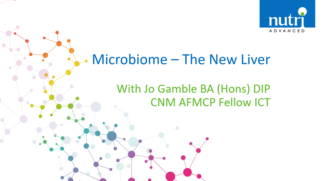 Microbiome, The New Liver