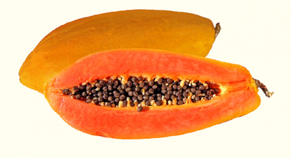 Pureed Papaya for Natural Digestive Support
