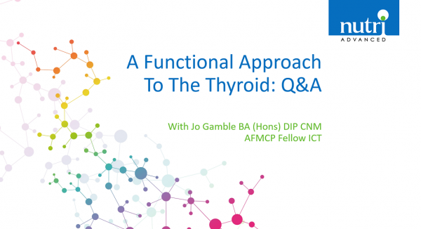A Functional Approach To The Thyroid: Q&A
