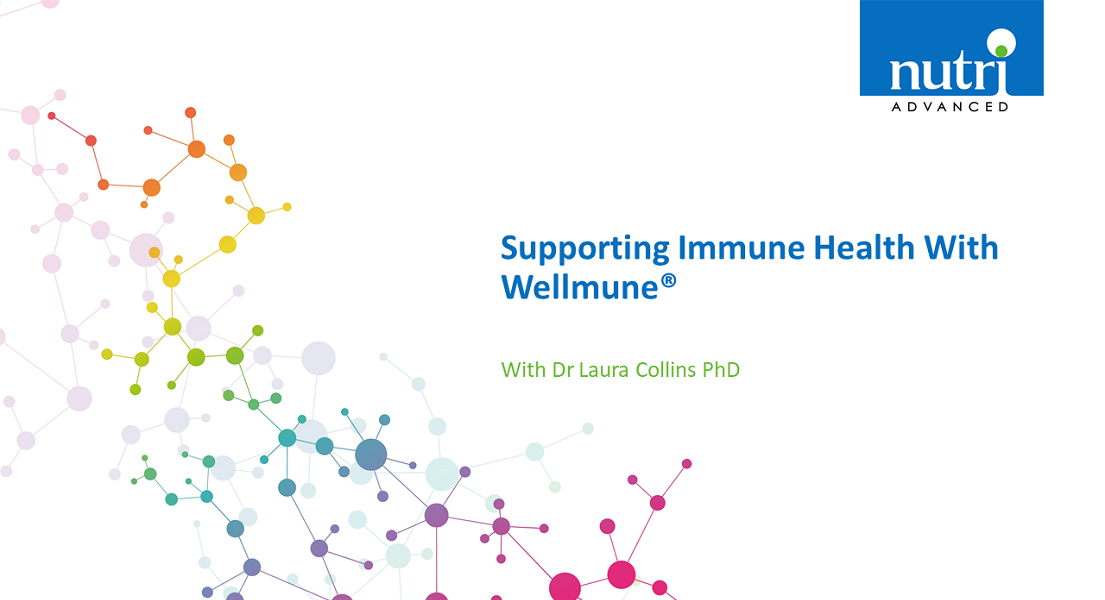 Supporting Immune Health With Wellmune®