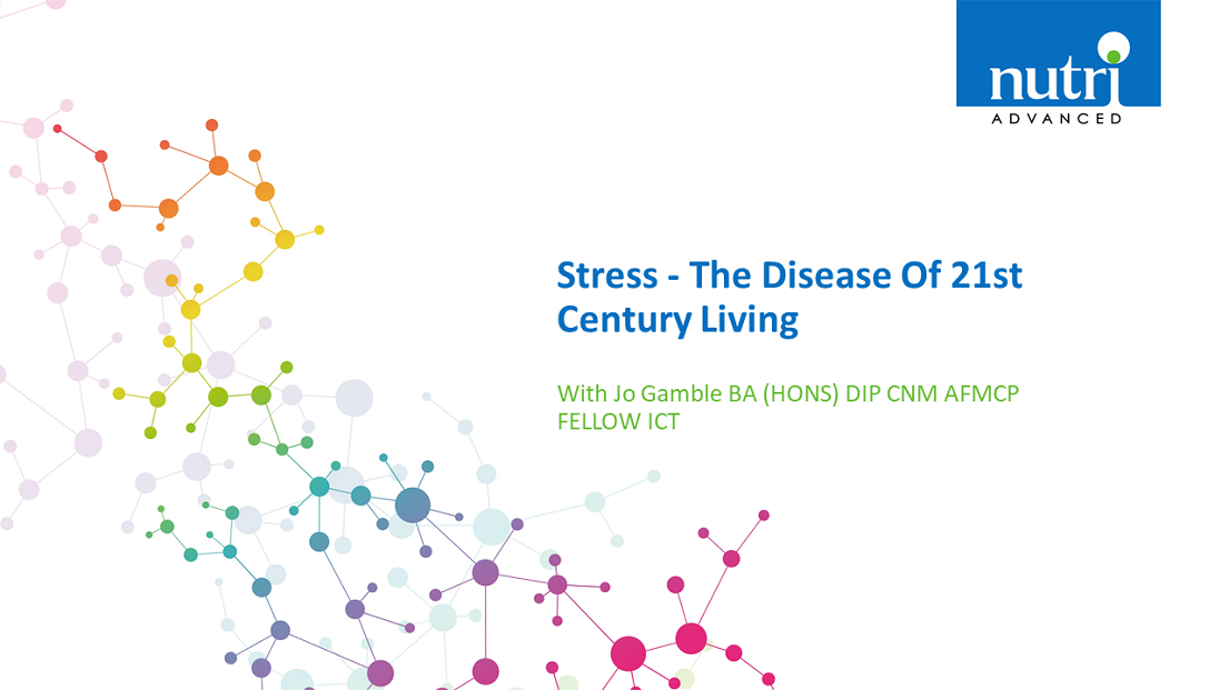 Stress - The Disease Of 21st Century Living