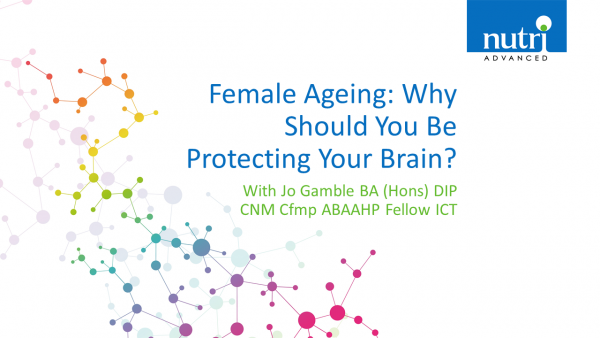 Female Ageing: Why Should You Be Protecting Your Brain?