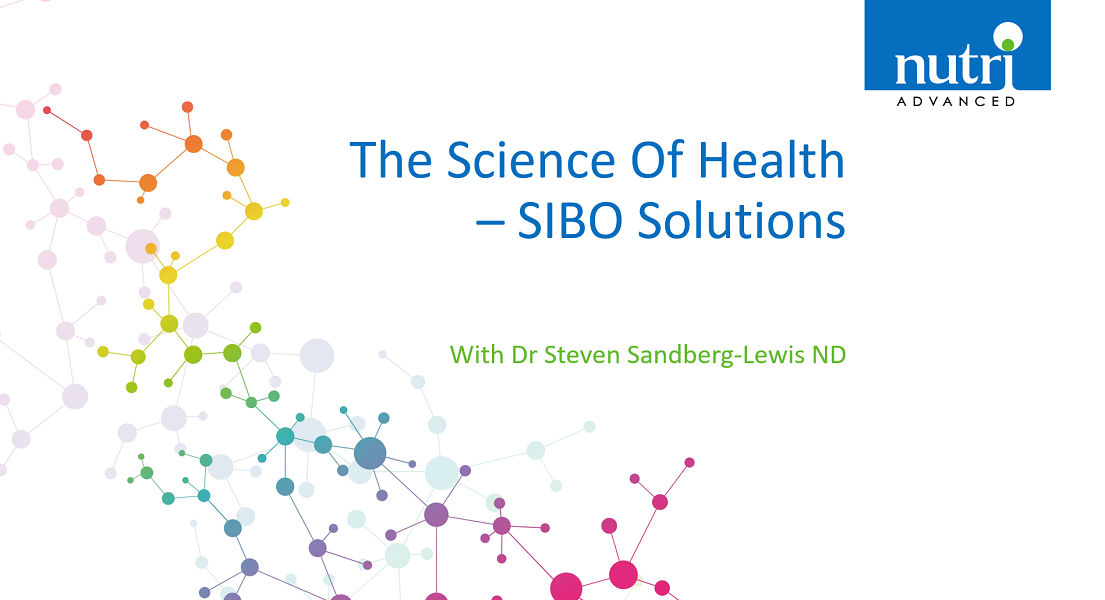 The Science Of Health - SIBO Solutions