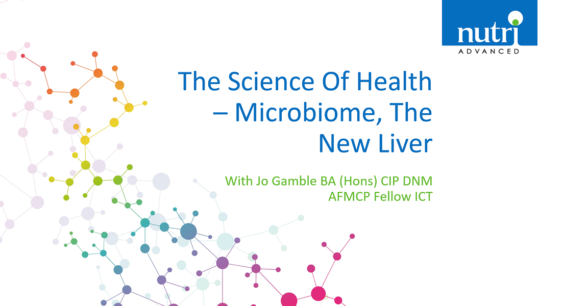 The Science Of Health - Microbiome, The New Liver