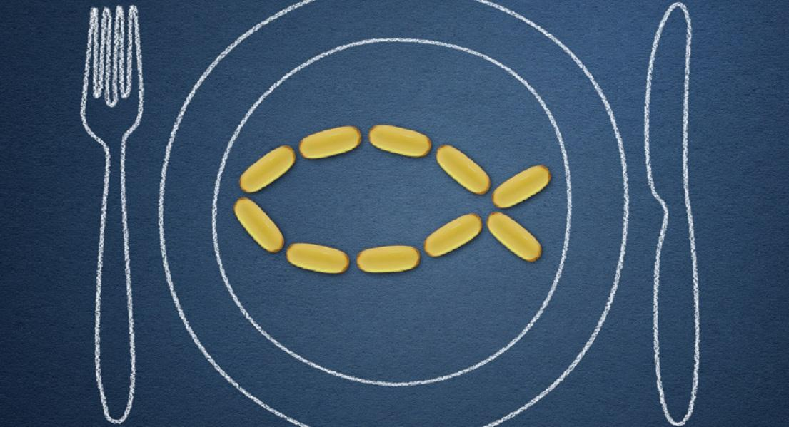 Omega-3 Intake Associated with Diverse & Healthy Gut Bacteria