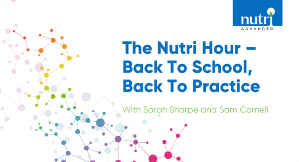 The Nutri Hour - Back To School, Back To Practice