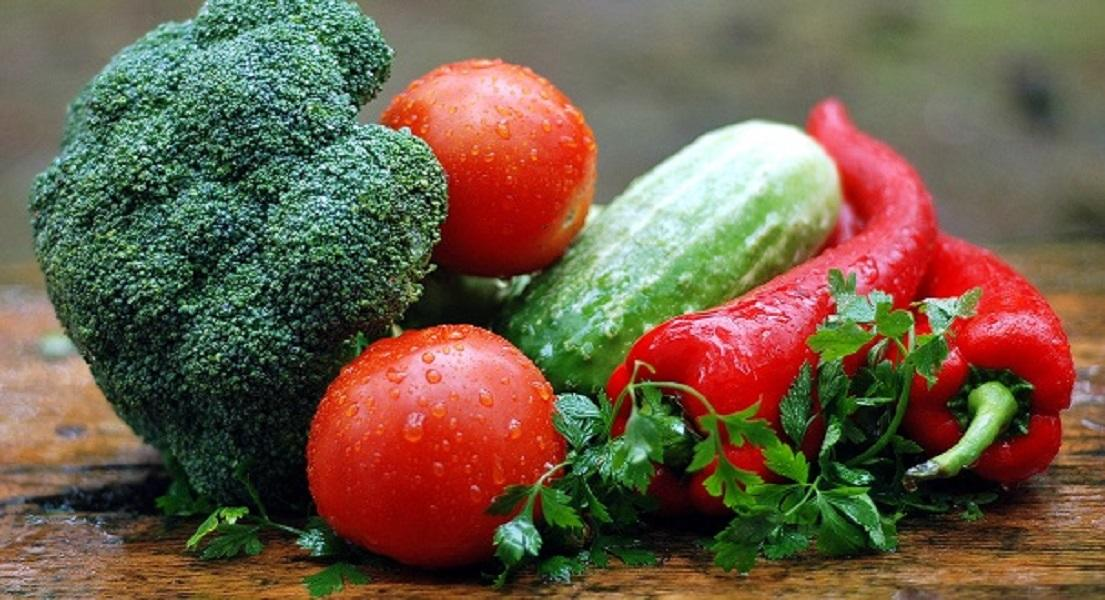 Fruit & Veg Intake Linked to Better Health Outcomes