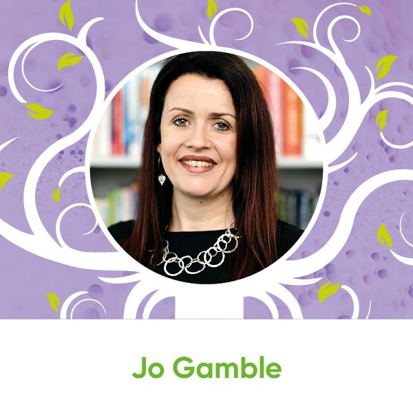 Watch seminar presented by Jo Gamble