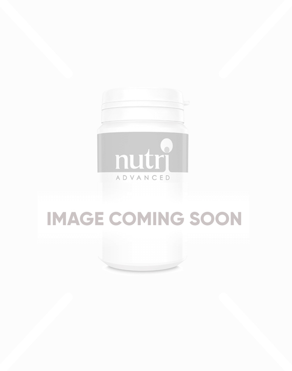 NutriFlux 120 Tablets Label