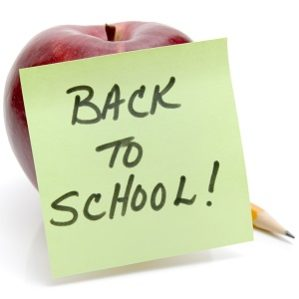 Optimal Nutrition for Back to School