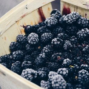 3 Ways Blackberries Improve Gut Health
