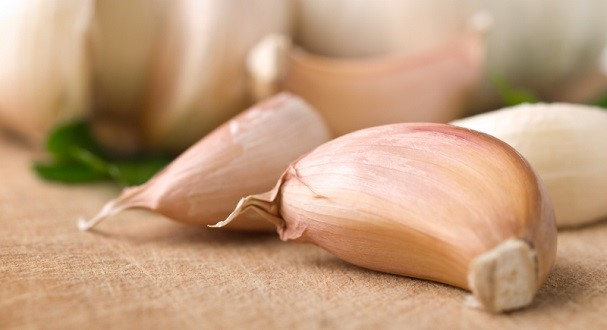 The Natural Power of Garlic